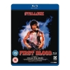 Blu-Ray - Rambo - First Blood - Sylvester Stallone, Richard Crenna - (Deutscher Ton/Engl. Cover)