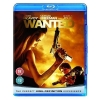 Blu-Ray - Wanted - Angelina Jolie - Morgan Freeman