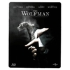 Blu-Ray - The Wolfman - Steelbook - (Deutscher Ton/Engl. Cover)