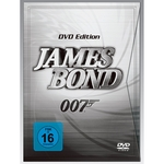 DVD - James Bond 007 - Edition - (22 DVDs) - Sean Connery, George Lazenby, Roger Moore