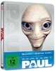 Blu-Ray - Paul - Ein Alien auf der Flucht - Steelbook - Limited Edition