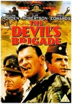 DVD - The Devils Brigade - William Holden, Cliff Robertson, Vince Edwards
