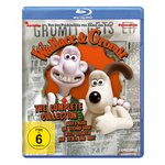 Blu-Ray - Wallace & Gromit - The Complete Collection - Alles Käse, Die Techno-Hose, Unter Schafen ..