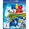 Blu-Ray - Rio - 3D Blu-ray + DVD & Digital Copy - Im Schuber