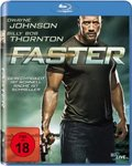 Blu-Ray - Faster - Dwayne Johnson, Billy Bob Thornton, Oliver Jackson-Cohen