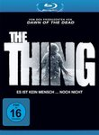 Blu-Ray - The Thing - Mary Elizabeth Winstead, Joel Edgerton, Adewale Akinnuoye-Agbaje