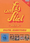 DVD - Eis am Stiel - Box 1 - Teil 1-4 - (4 DVDs) - (Digital Remastered) - Jesse Katzur
