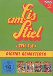 DVD - Eis am Stiel - Box 2 - Teil 5-8 - (4 DVDs) - (Digital Remastered) - Jesse Katzur