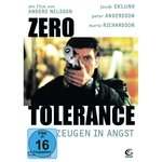 DVD - Zero Tolerance - Zeugen in Angst - Jakob Eklund, Marie Richardson, Peter Andersson
