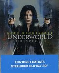 Blu-Ray - Underworld Awakening - 3D - Steelbook - Kate Beckinsale, Stephen Rea, Thea James