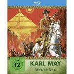 Blu-Ray - Karl May - Mexico Box - Rik Battaglia, Lex Barker, Gerard Barray, Fausto Tozzi