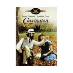 DVD - Carrington - Emma Thompson, Jonathan Pryce, Christopher Hampton, Steven Waddington