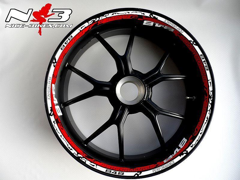 RACE STYLE Ducati 848 Version 3