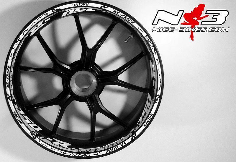 RACE Style Suzuki GSXR 750 uni