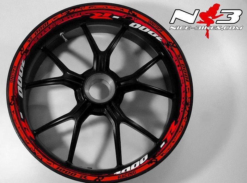 RACE Style Suzuki GSXR 1000 rot