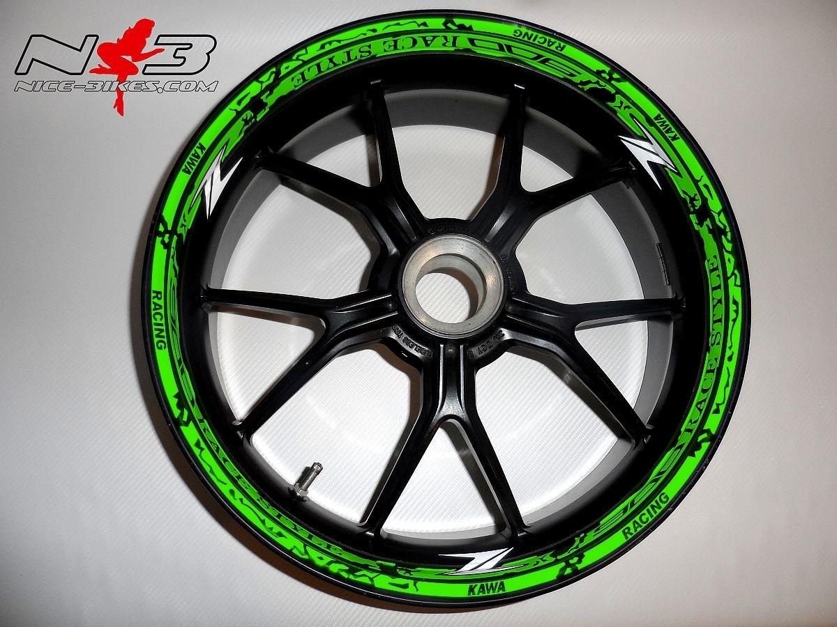 RACE STYLE Z900 limergreen