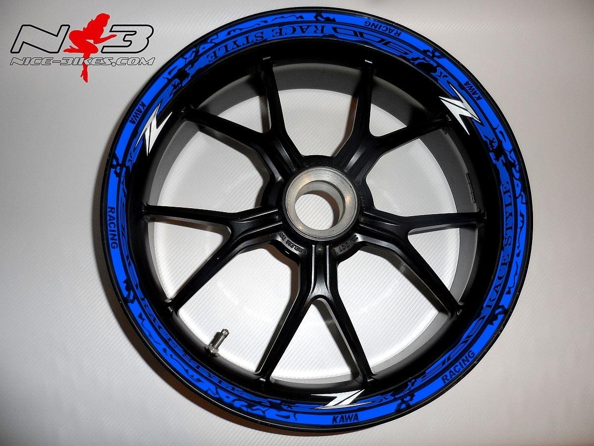 RACE STYLE Z900 blau