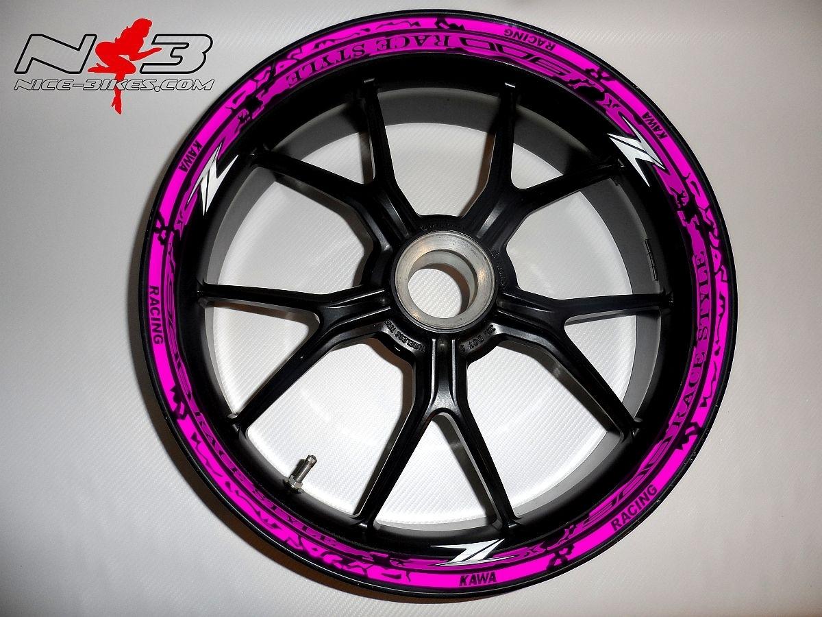 RACE STYLE Z900 pink