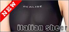 Realise Italian Sheer see through swimsuits