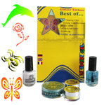 Glitter Tattoo-Set - Best of