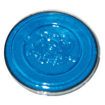 Fluo-Effekt Farbe light-blau 20ml