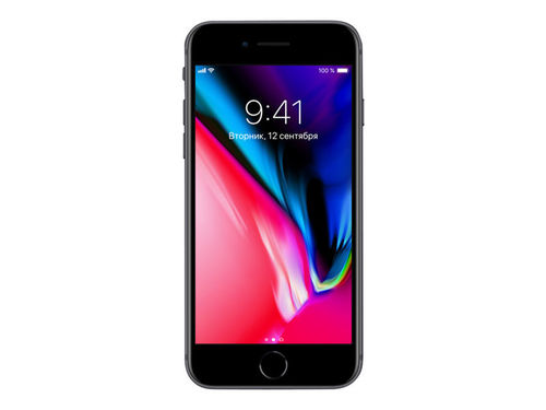Apple iPhone 8 - 64GB spacegrau - ohne Simlock