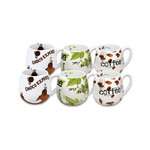6er Set Choco - Tea - Coffee