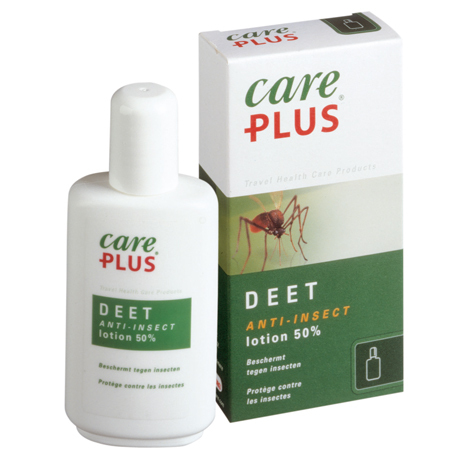 Care Plus® Deet anti-insect lotion 50%