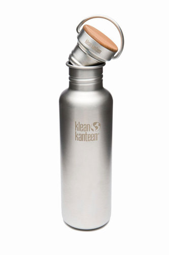 Klean Kanteen Reflect 800ml (bamboo Cap)