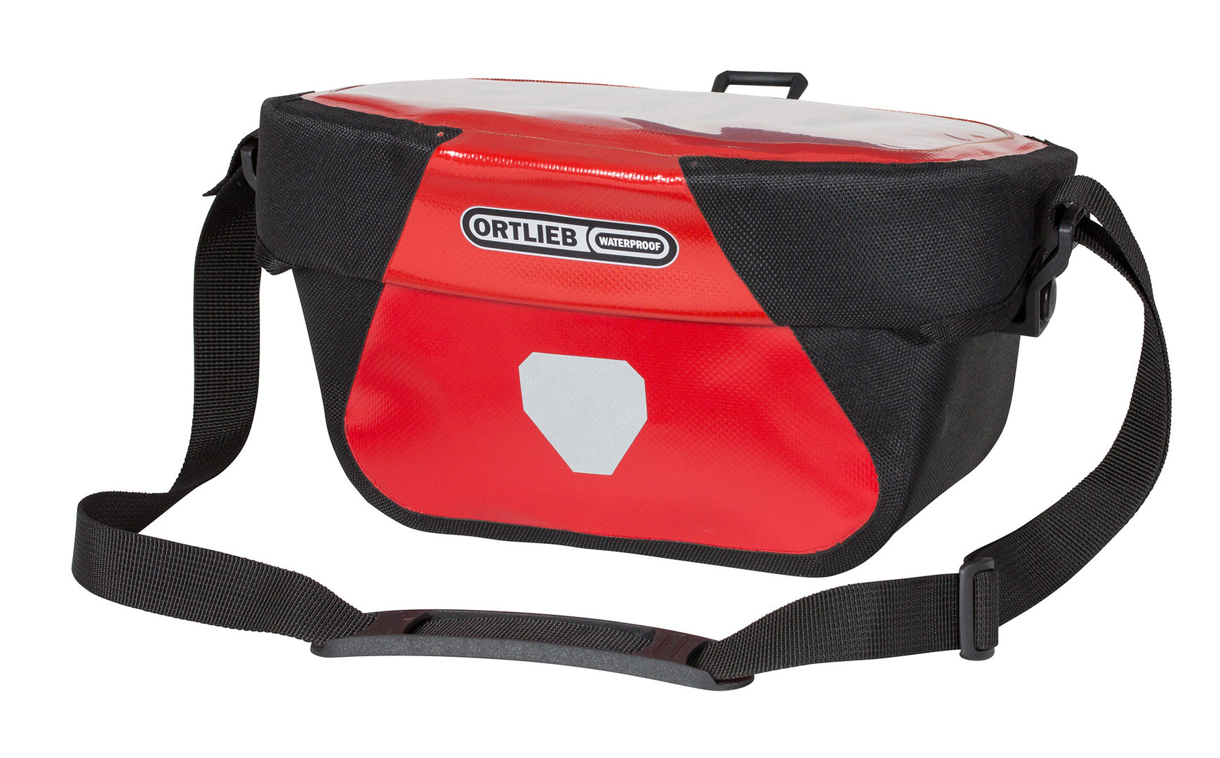 Ortlieb Ultimate6 S Classic, rot-schwarz