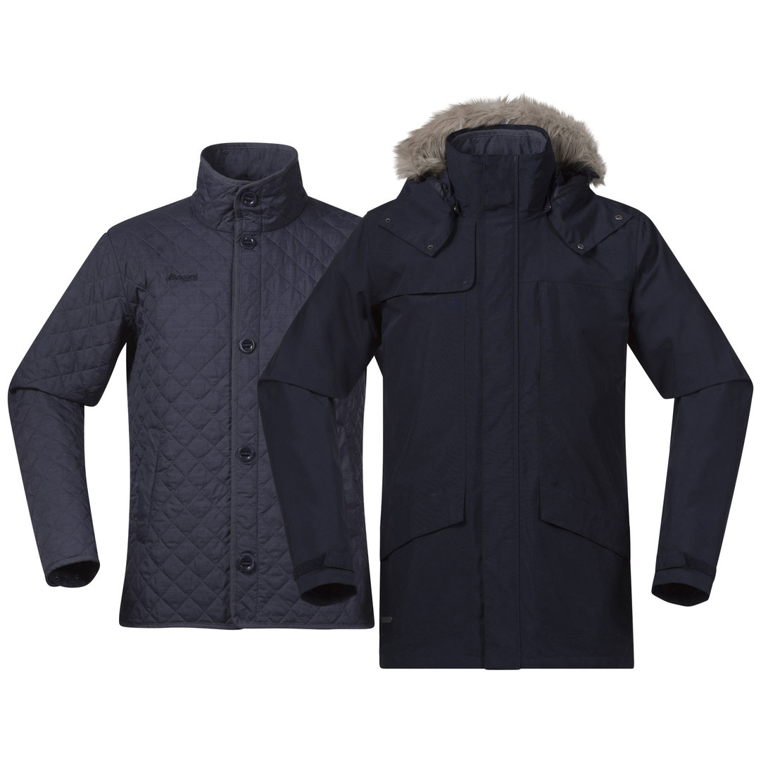Bergans Aune 3in1 Jacket Men
