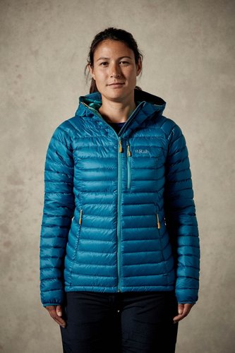 Rab Microlight Alpine Long Womens