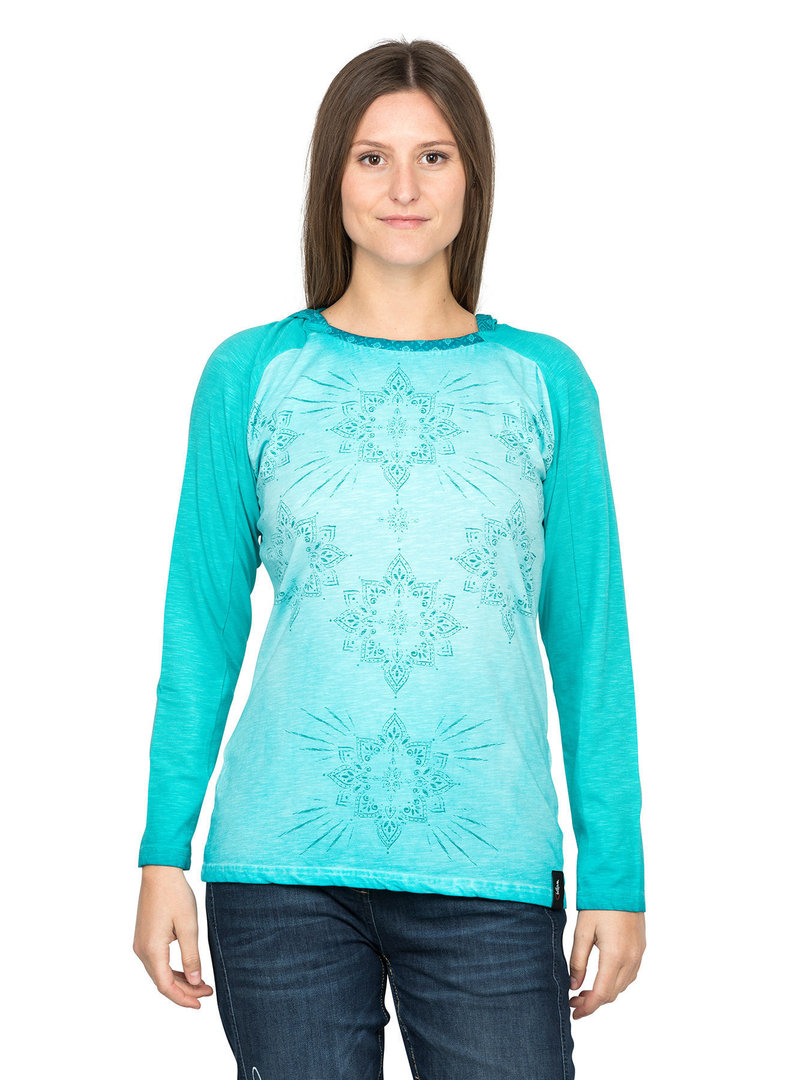 Chillaz Bergamo Ornament Longsleeve Women