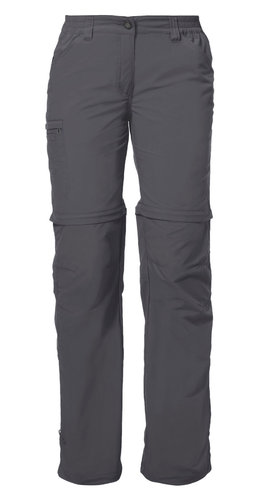 Vaude Farley Zip-Off Pants IV Womens