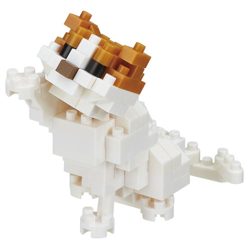 nanoblock NBC-268 Scottish Fold
