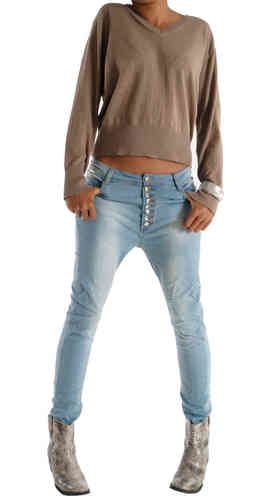 Baggy Low Jeans