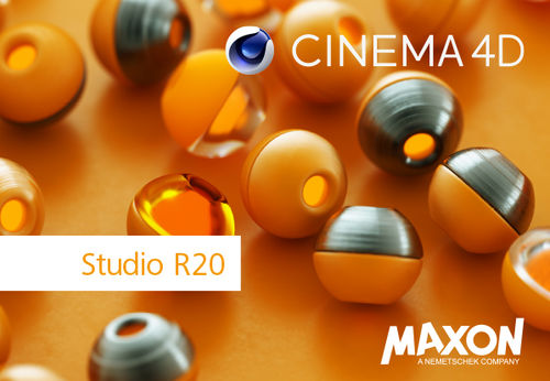 Cinema 4D Studio R20