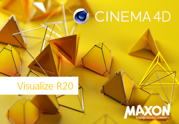 Cinema 4D Visualize R20 - Competitive Sidegrade