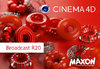 Cinema 4D Broadcast R20 - Upgrade von Prime R20