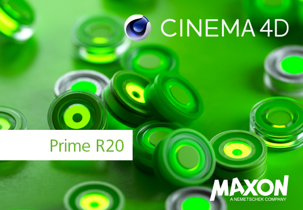 Cinema 4D Prime R20 - Competitive Sidegrade
