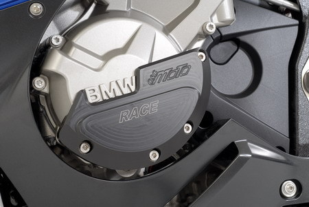 BMW Motorschutz links S1000RR Bj. 2012-