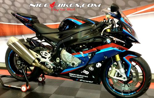 BMW S1000RR Motorsport-Edition bis 2016