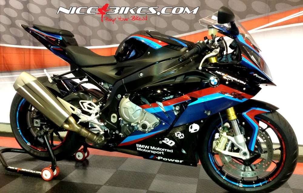 Bmw S1000rr Motorsport Edition Bis 2016 Nice Bikes Shop