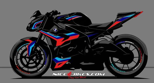 bmw s1000r motorsport edition auf schwarzer maschine nice bikes shop. Black Bedroom Furniture Sets. Home Design Ideas