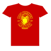 "T-Shirt Mad Drunken Monkey Records ""Logo-Yellow"""