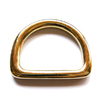 Massiver D-RING-38 24ct