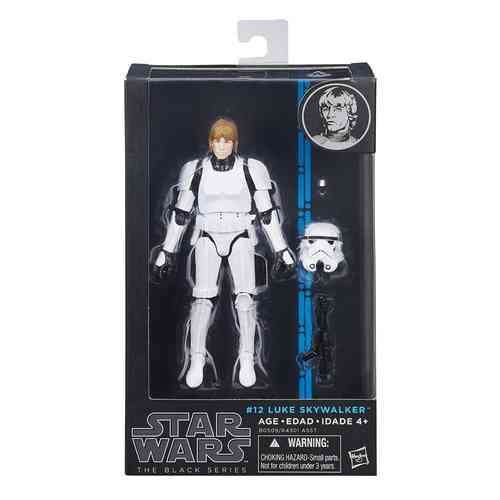 LUKE SKYWALKER (STORMTROOPER) #12 (BLUE)