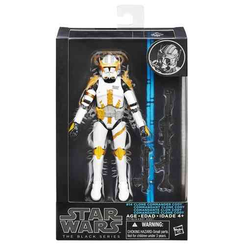 COMMANDER CODY #14 (BLUE)