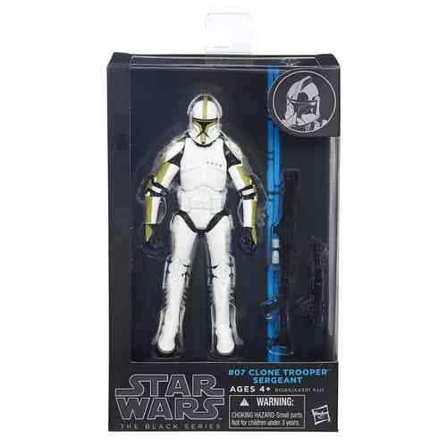 CLONE TROOPER SERGEANT #07 (BLUE)