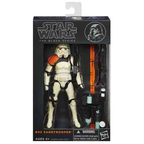 SANDTROOPER (ORANGE POULDER) #03
